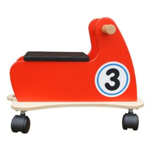 Loopwagen Race Auto