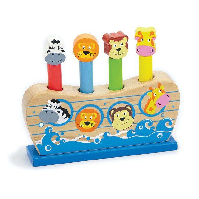 Pop Up Toy Ark Van Noach