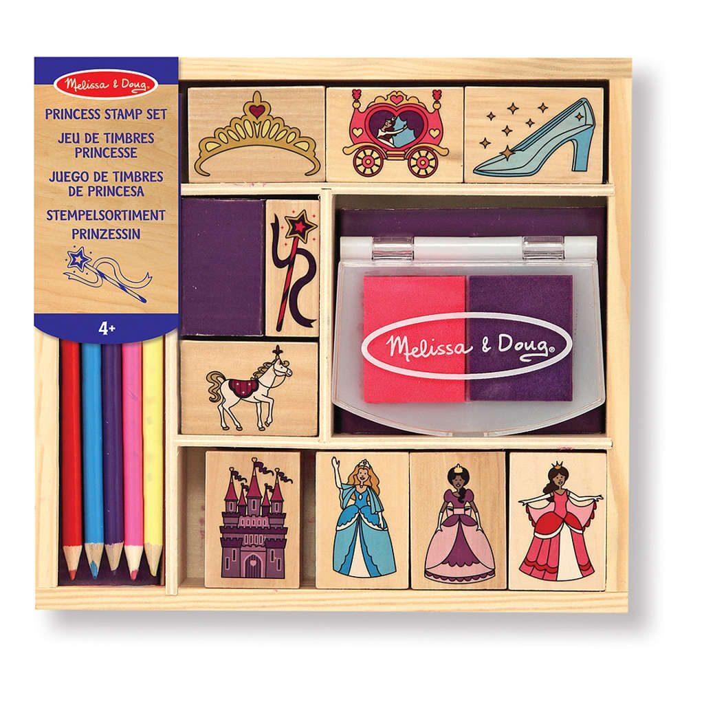 prinsessen-houten-stempelset-princessen-15-stuks-stempelkussen-potloden-melissa-and-doug-meli-12418