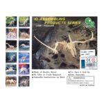 Pteranodon Naturel Constructie Kit 3D