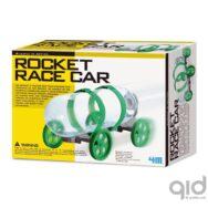 Raket Race Wagen