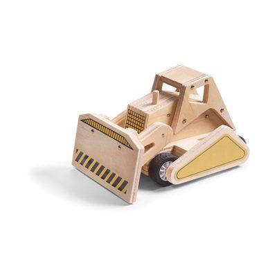 Speelgoed Bulldozer Maken