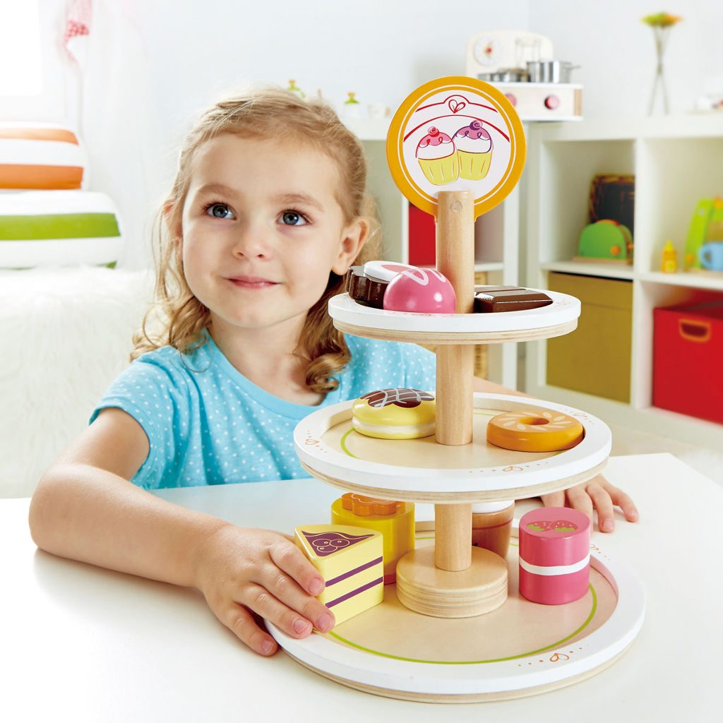 Toetjes Etagere Hape Toys