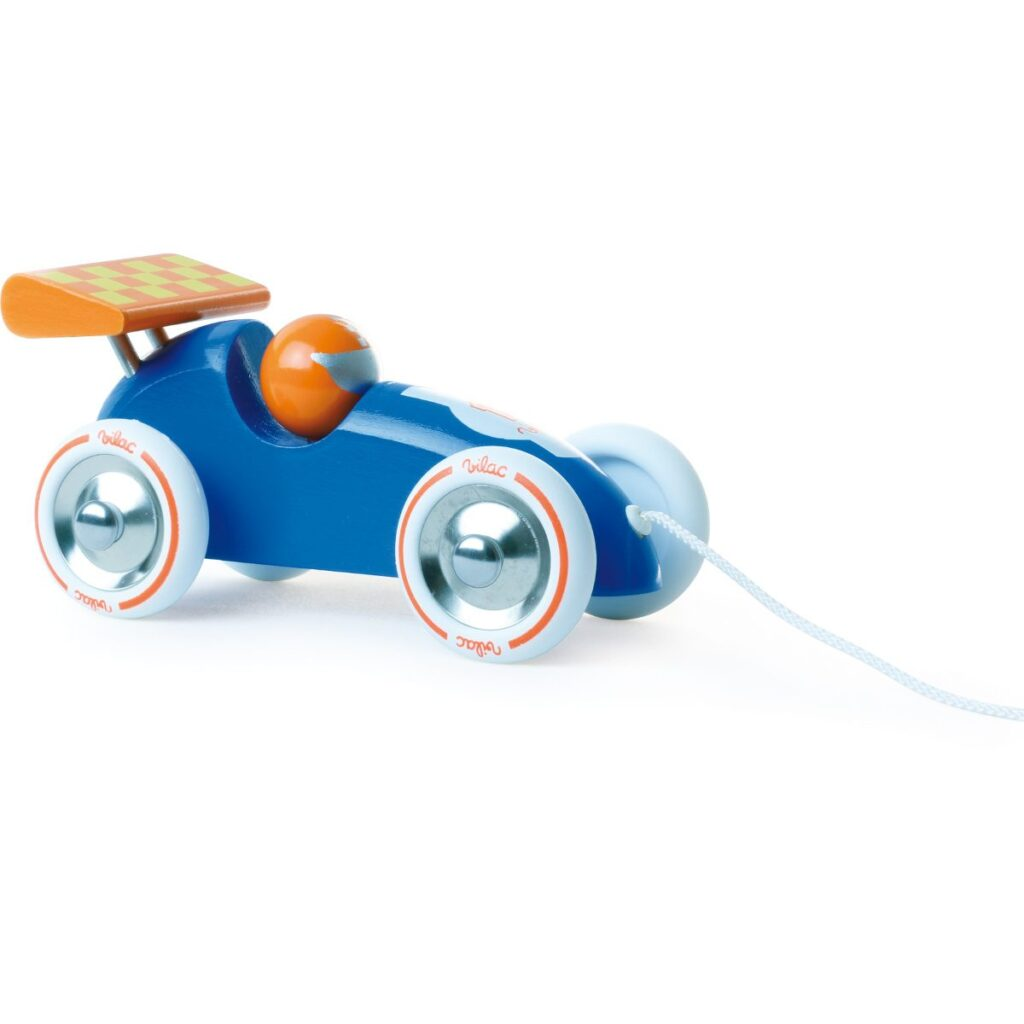 Trek Auto Blauw Vilac