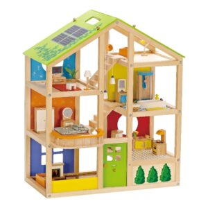 All Season Poppenhuis Hape
