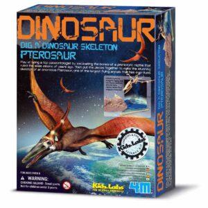 Dino Opgraven Speelgoed Pteranodon 4M