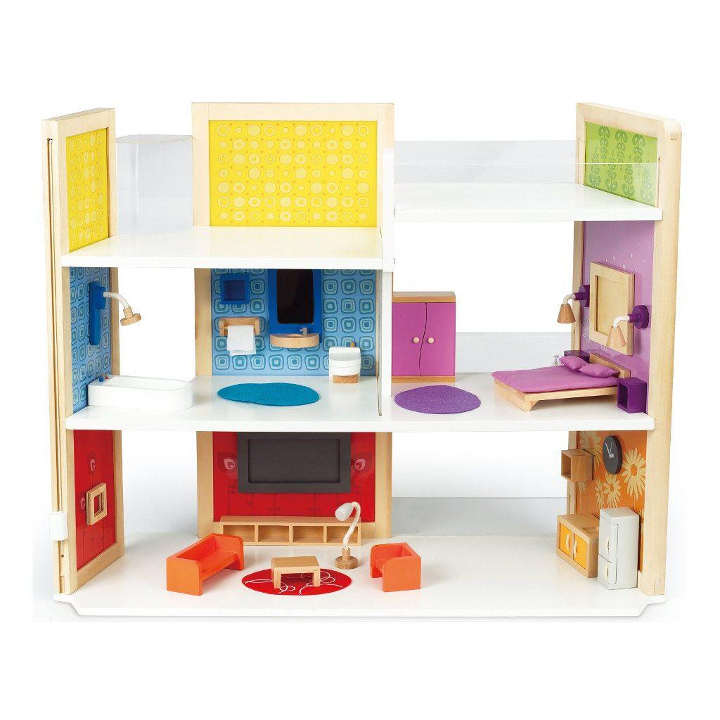 Hape Diy Dream House Kopen Bekijk Qiddie