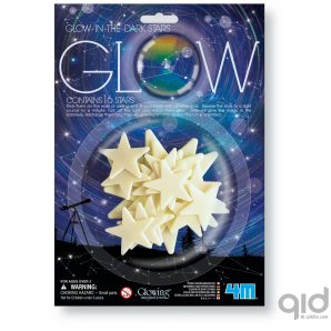 Glow In The Dark Sterren 4M