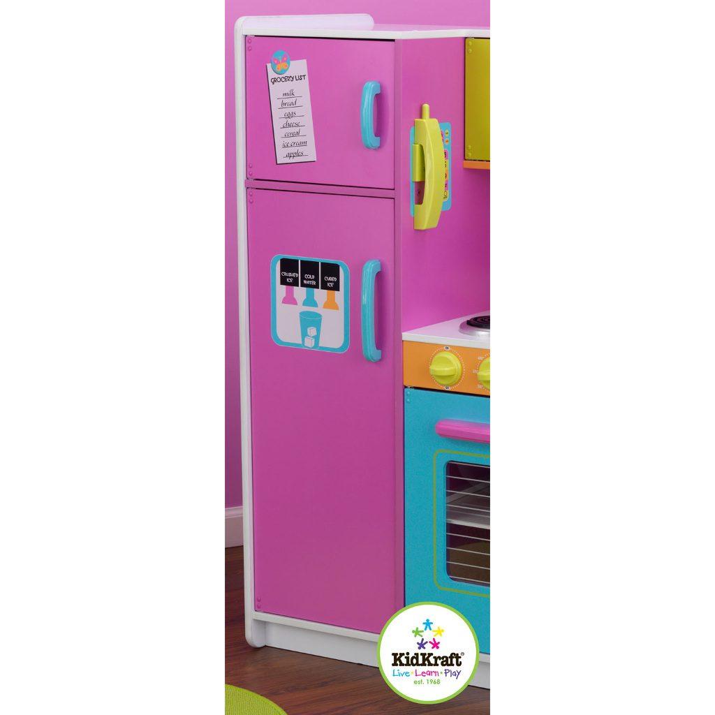 Kidkraft luxe keuken in felle kleuren kopen qiddie - Felle kleuren ...