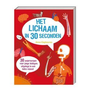 Het Lichaam In 30 Seconden | Boekje