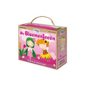 De Bloemenfeeën | Boekje + Memoryspel