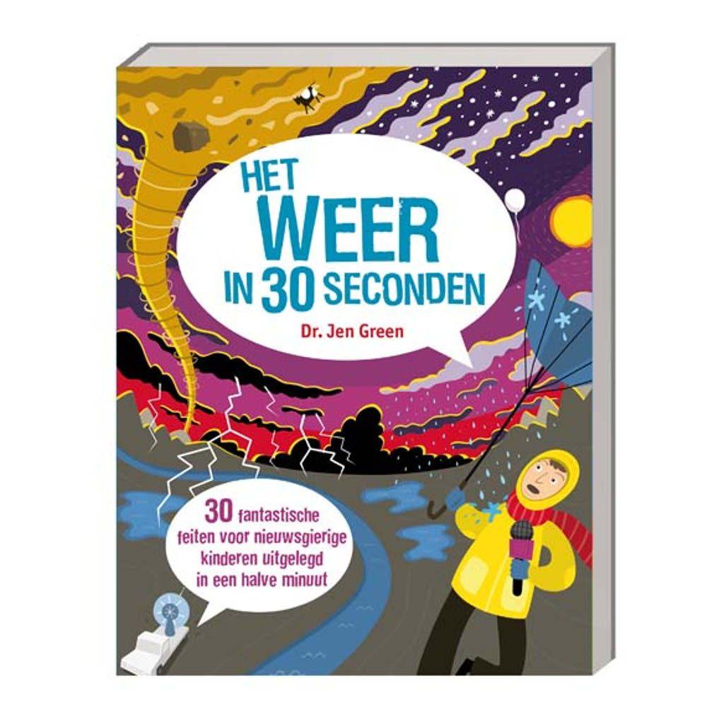 Het Weer In 30 Seconden | Boekje