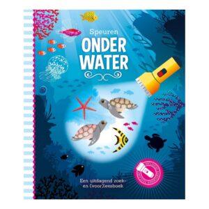 Speuren Onder Water | Boekje