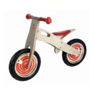 Simply For Kids Loopfiets Rood