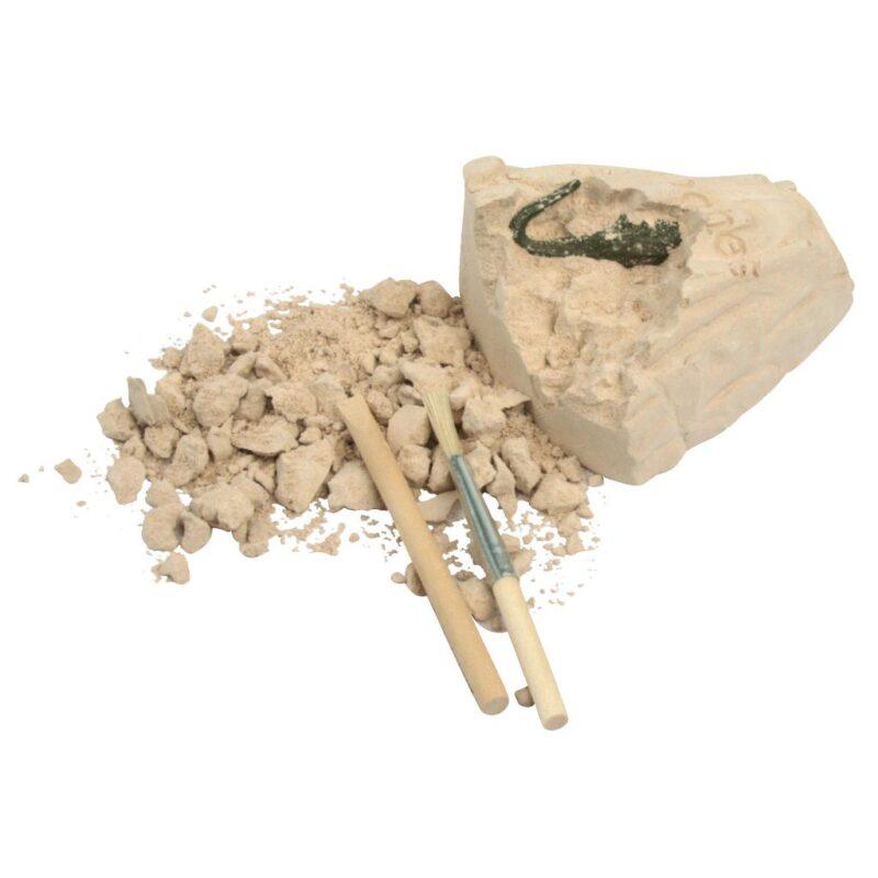 Vulkaan Opgraaf Kit Seismosaurus