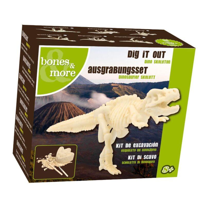Opgraaf Kit Tyrannosaurus Skelet 3