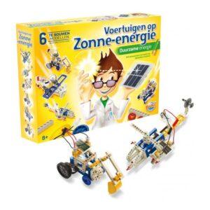 Voertuigen Op Zonne-Energie Buki