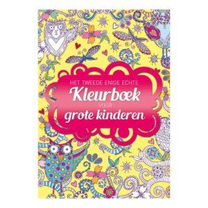 het-tweede-enige-echte-kleurboek-voor-grote-kinderen-100-paginas-bbnc-25017724