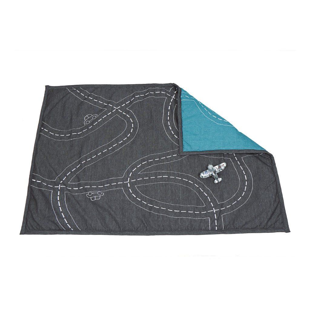 traffic-jam-speelkleed-roommate-lekker-zacht-speelkleed-2-zijde-grijs-blauw-autobaan-2-kanten-zichtbaar-room-31300