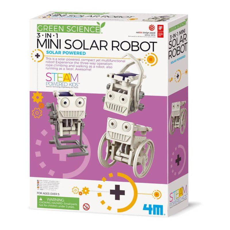 3 In 1 Robotje Maken 4M Speeldoed Ontdekken Wetenschap QIDDie.com 4msp-5603377 1024x1024
