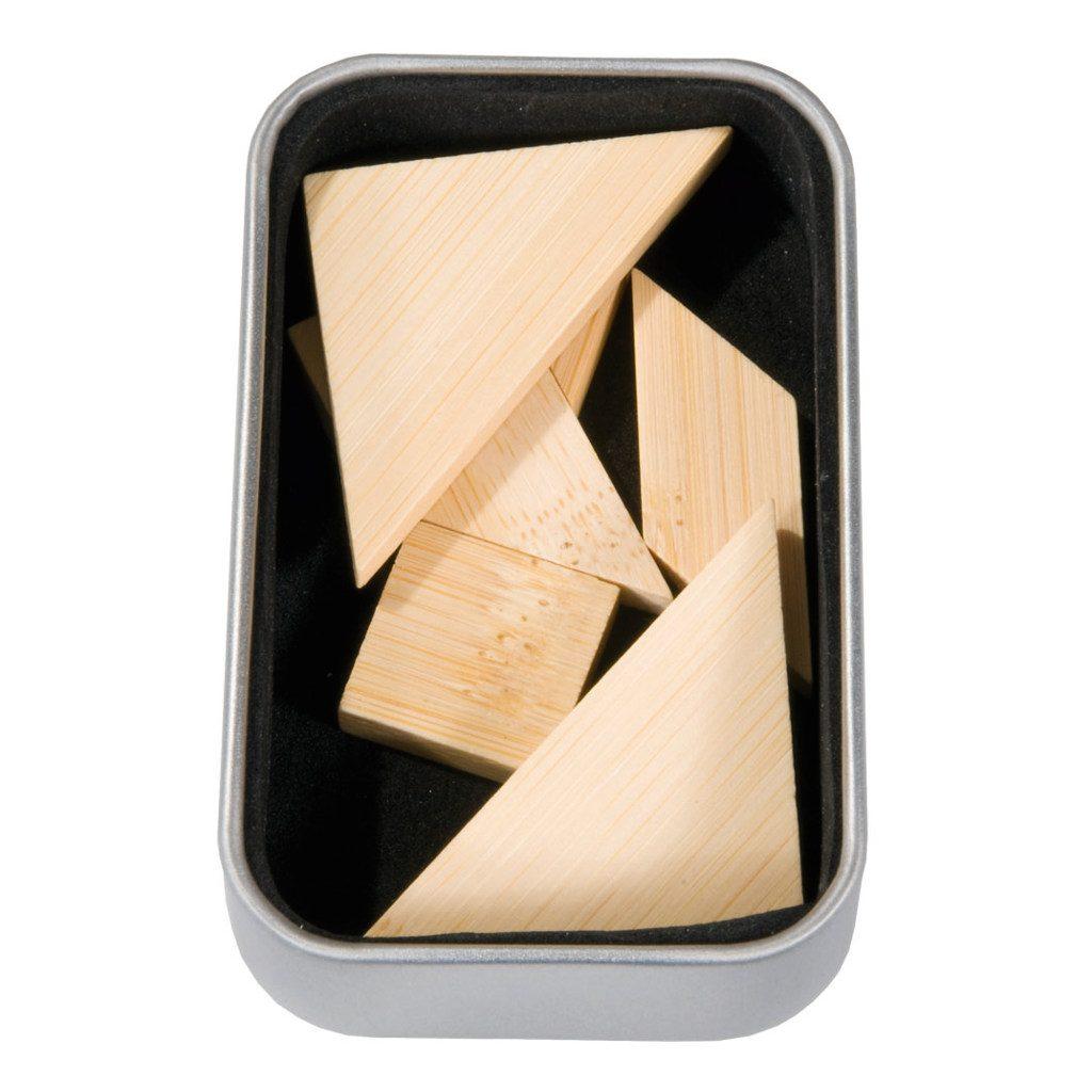 3D Bamboe Puzzel 323 Hersenbreker Inhoud Doos rizz-17323