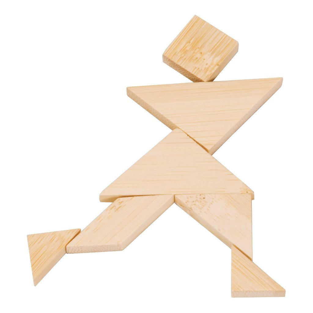 3D Bamboe Puzzel 323 Hersenbreker rizz-17323