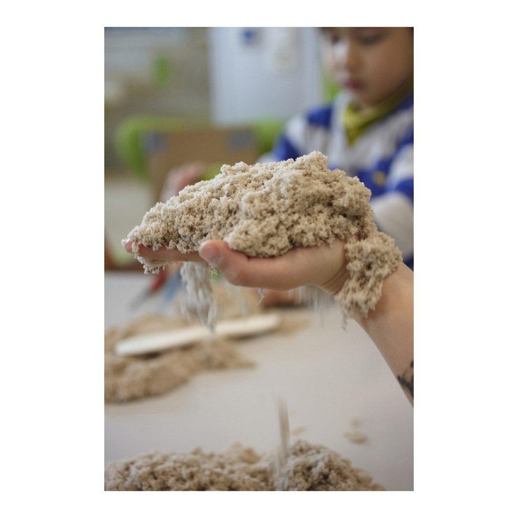 Kinetic Sand 2.5 Kg Wabafun Magisch Zand Kleef Zand Mogelijkheden waba-890150301