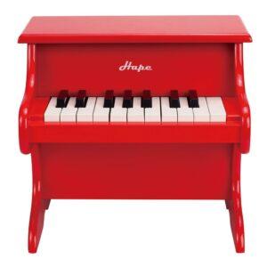 Rood Pianootje Hape hape-e0318