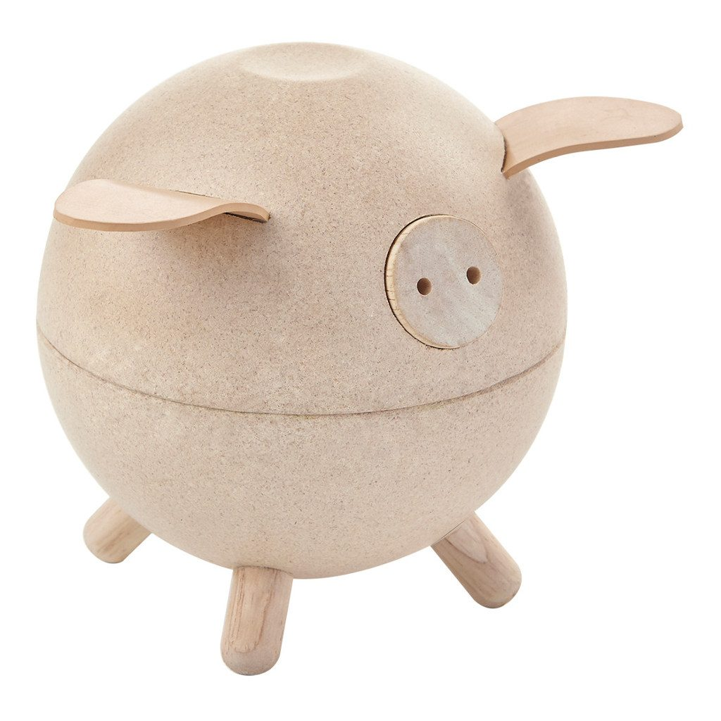 Spaarpot Piggy Bank Blank Plan Toys Plan-4006811