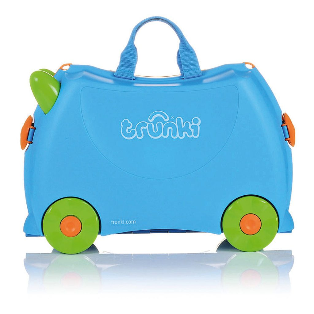 Trunki Blauw Logeer Koffer Trunki Trun-9220005