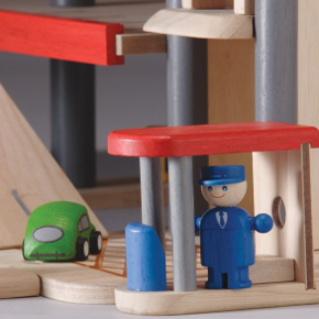 speelgoed garage 290x290