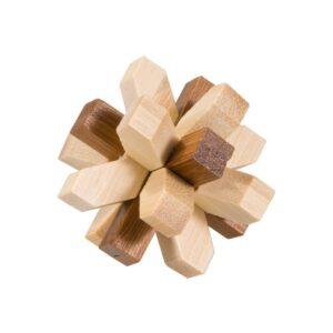 3D Bamboe Puzzel 321 Hersenbreker rizz-17321