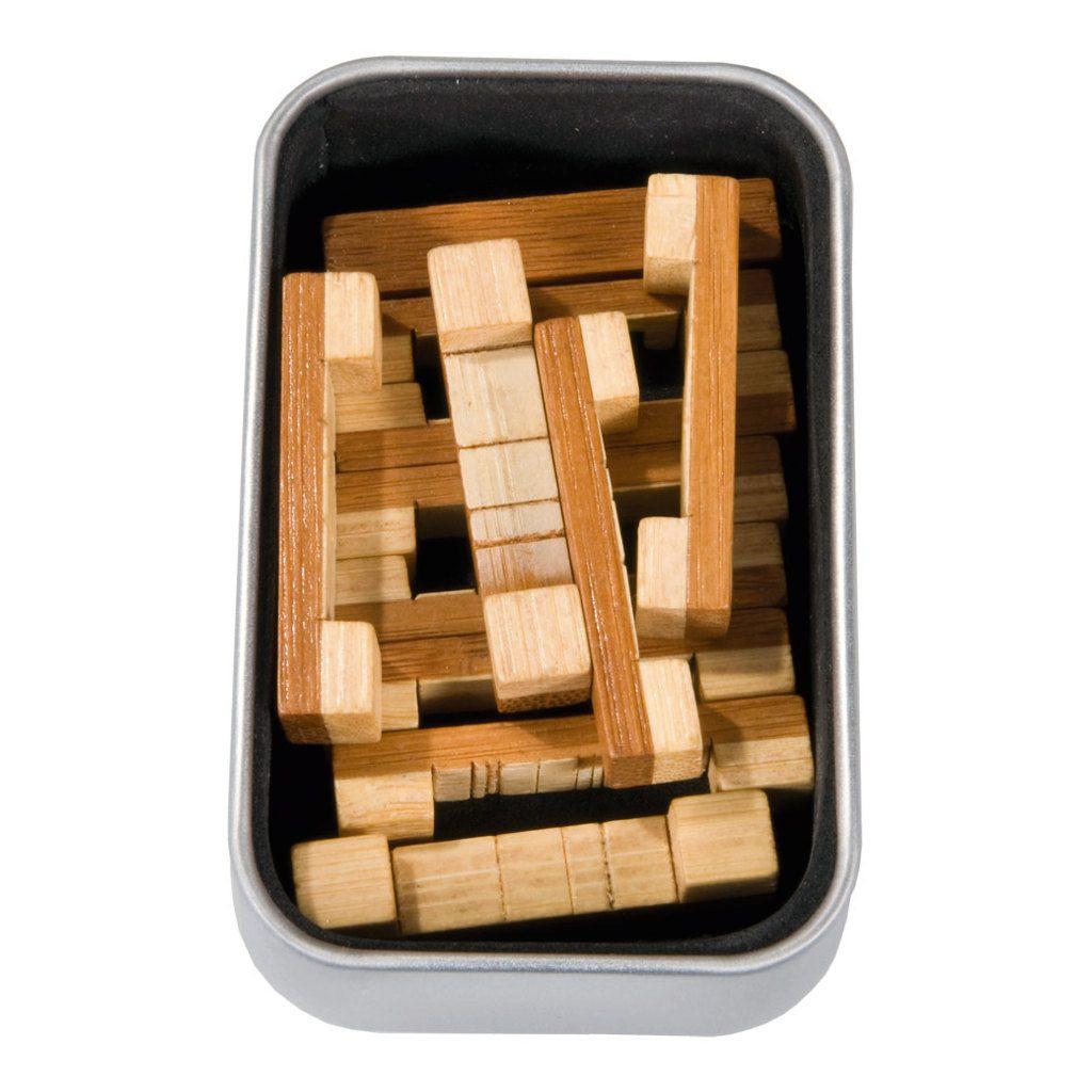 3D Bamboe Puzzel 322 Hersenbreker Doos Inhoud rizz-17322