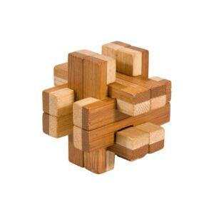 3D Bamboe Puzzel 322 Hersenbreker rizz-17322
