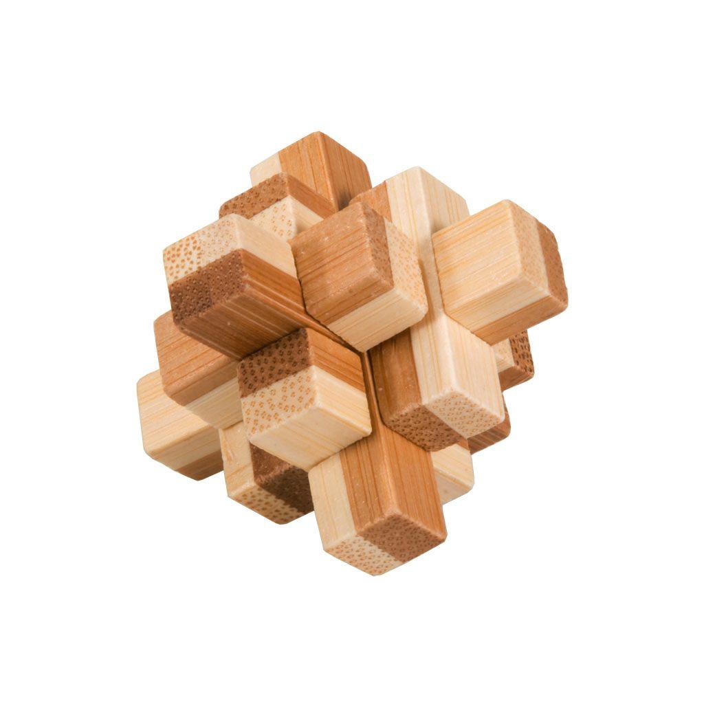 3D Bamboe Puzzel 324 Hersenbreker rizz-17324