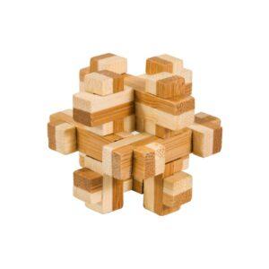 3D Bamboe Puzzel 325 Hersenbreker rizz-17325