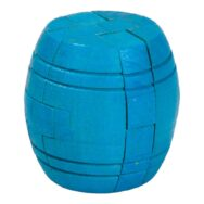 3D Mini Puzzel Van Hout Blauw Hersenbreker rizz-17592