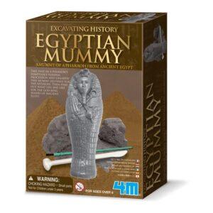 Egyptische Mummie Opgraven 4M 4msp-5606003-mummie