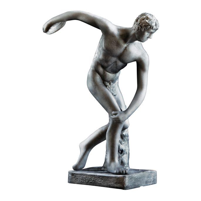 Griekse Atleet Opgraven 4M Voorbeeld 4msp-5606003-atleet