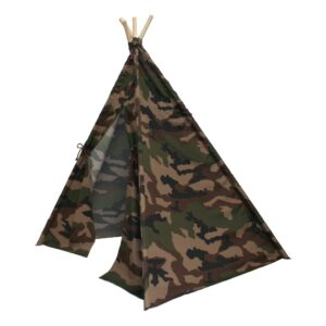 Army Camouflage Teepee