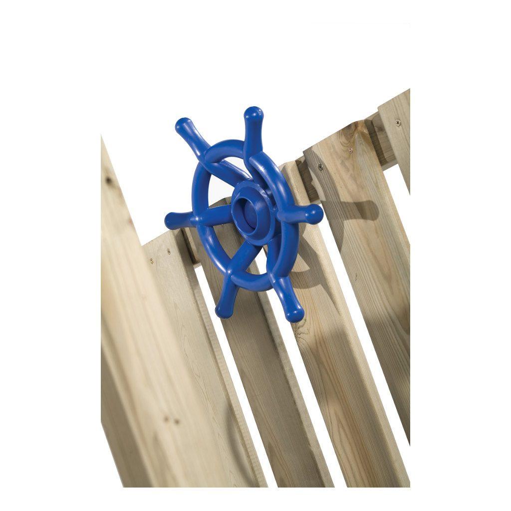Blauwe Bootwiel Voor Huisje Axi Stuurwiel Bevestig Axi Axis-A503.010.04
