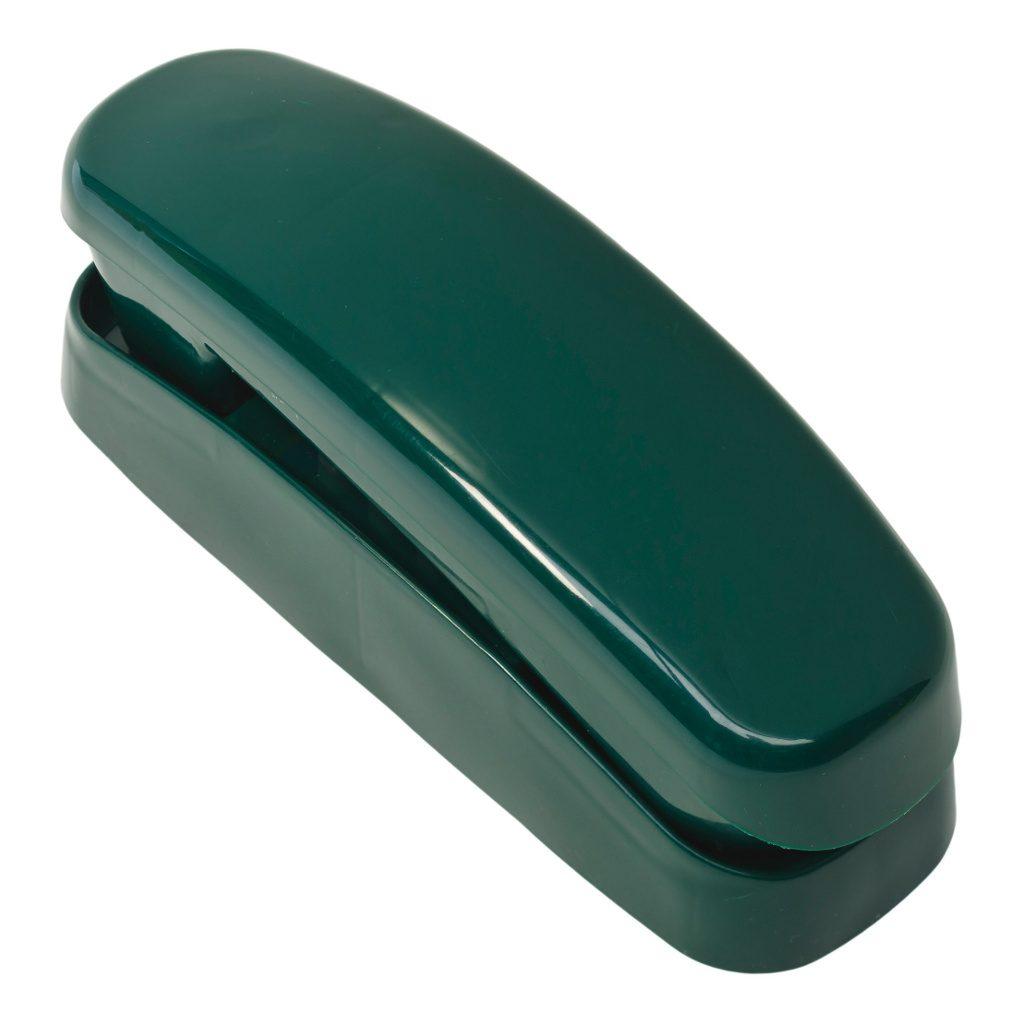 Donkergroene Telefoon Voor Huisje Bellen Mobiel Axi Axis-A509.010.02