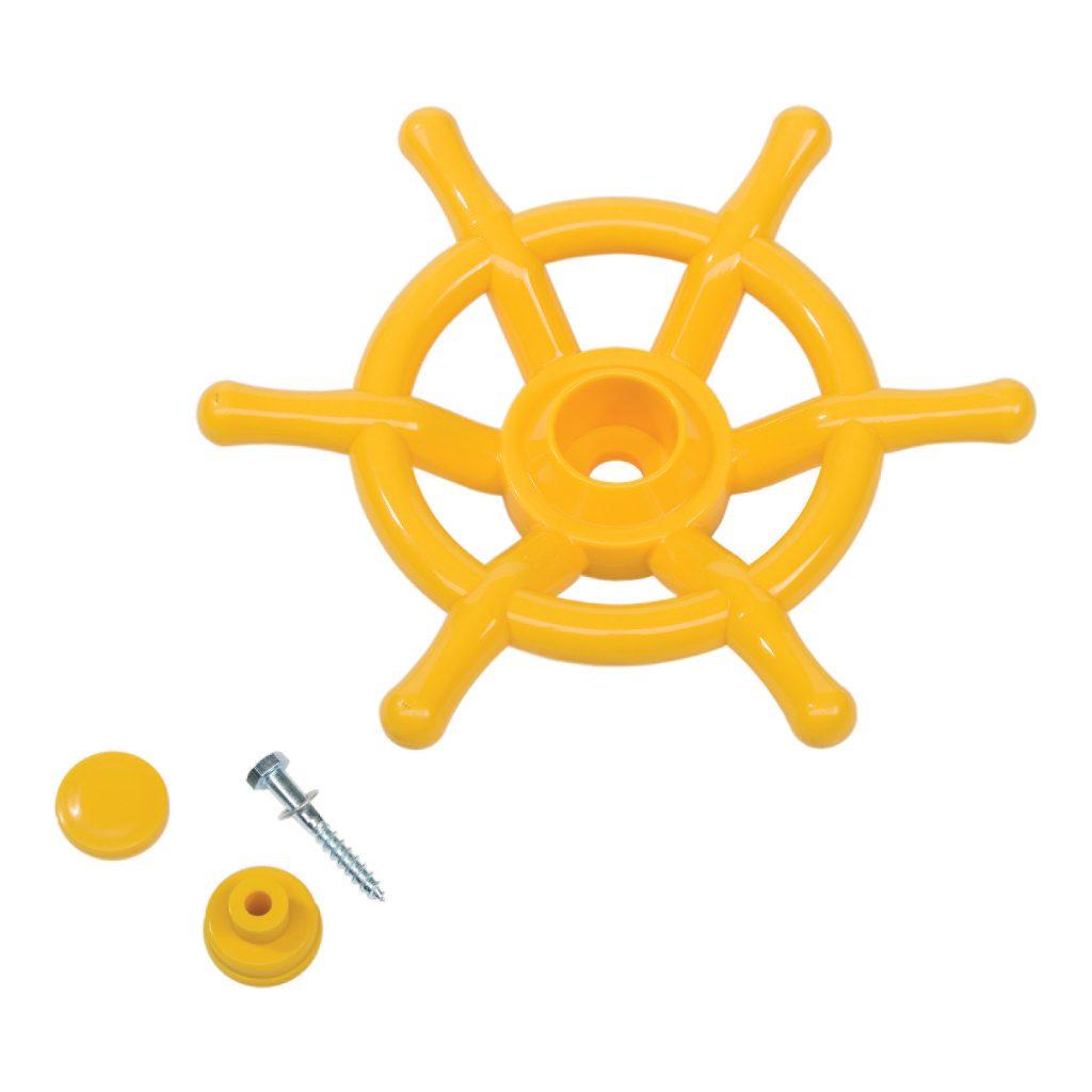 Gele Bootwiel Voor Huisje Axi Stuurwiel Axi Axis-A503.010.03