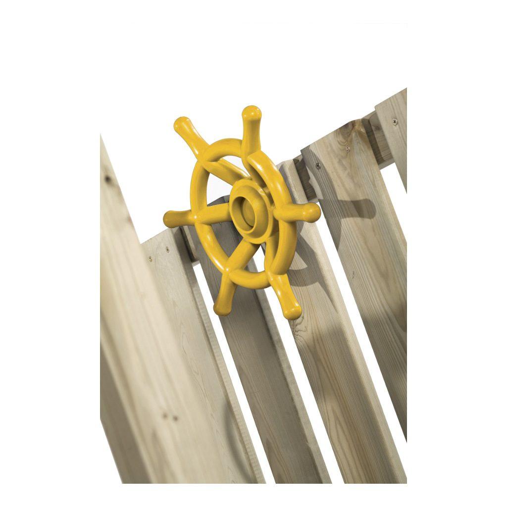 Gele Bootwiel Voor Huisje Axi Stuurwiel Ophangen Bevestig Axi Axis-A503.010.03