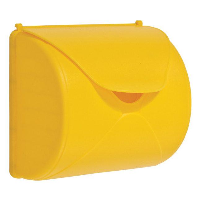Gele Brievenbus Voor Huisje Axi Post Axis-A505.010.03