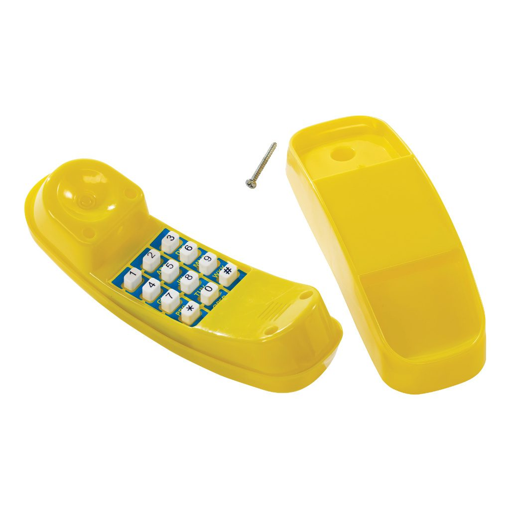 Gele Telefoon Voor Huisje Axi Axis-A509.010.03