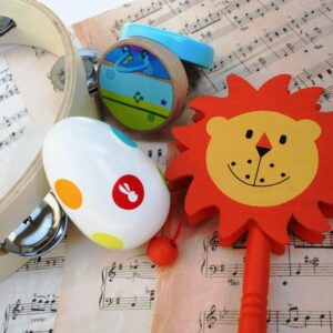 Muziek-Speelgoed-Cadeau-Pakket