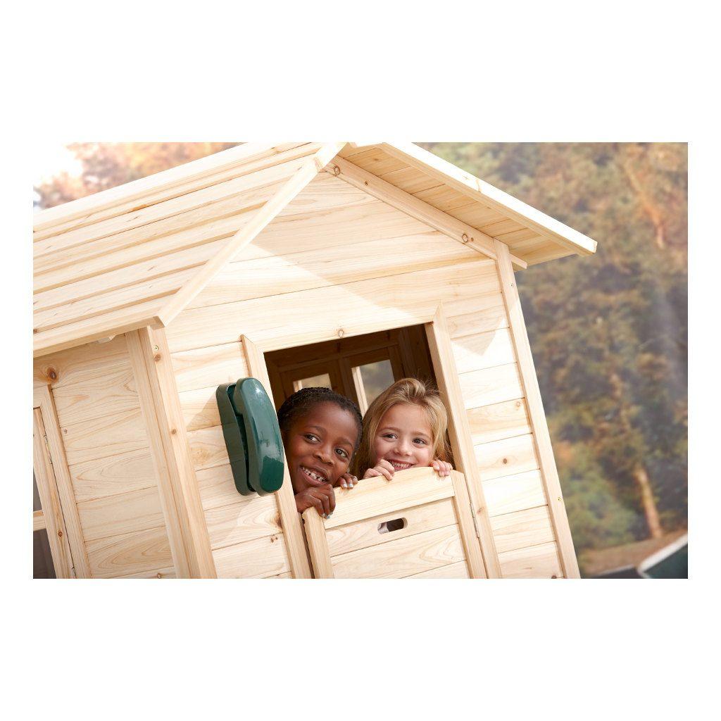 Naturel Huisje Noa Sunny Peuter Kleuter 18 Mnd 2 J 3 J 4 J 5 J 6 J 7 J 8 J Tuin Speel Huis Huisje Deur Raam Blank Te Bewerken Stevig Mooi Meisje Jongen 5 Sunn-A031.001.00