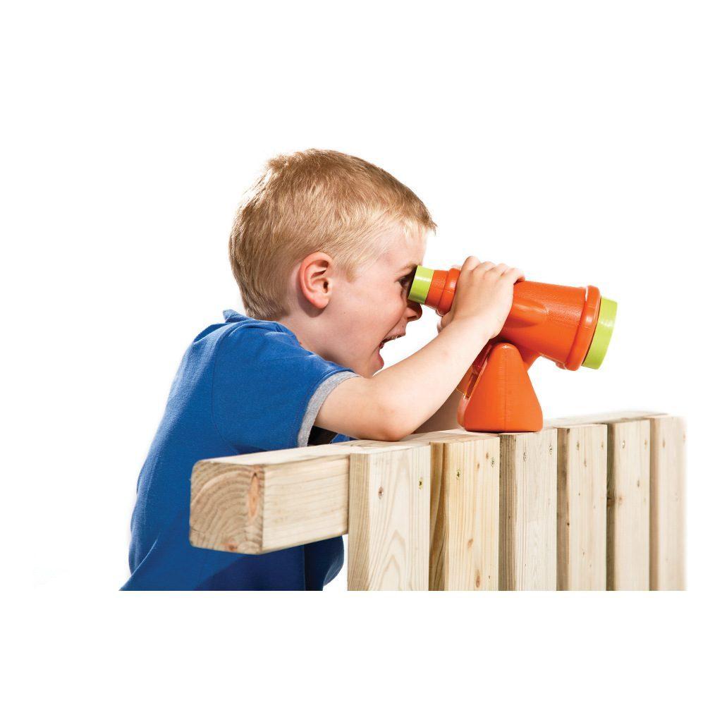 Oranje Verrekijker Voor Huisje Axi Speel Huis Tuin Huis Met Kind Axi Axis-A504.010.17