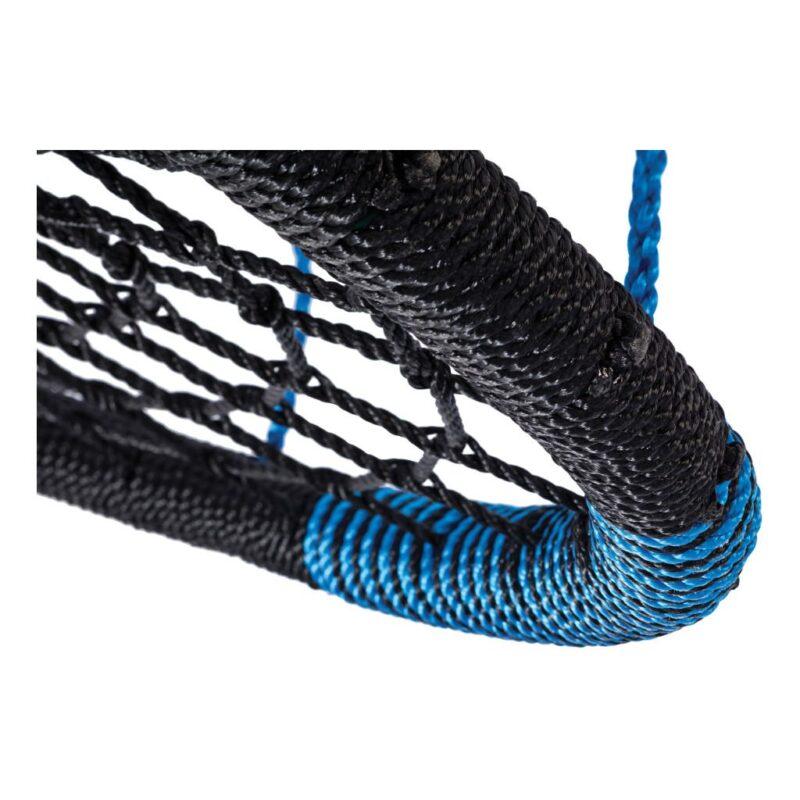 Oval Blauw Nestschommel Axi Net Groot Rond Schommel Degelijk Touw Axis-A188.001.04